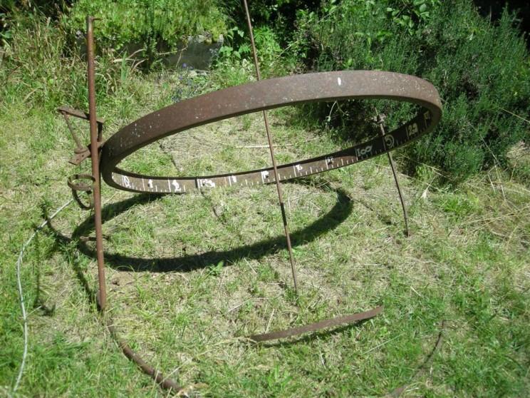 Cadran solaire de la Couronne