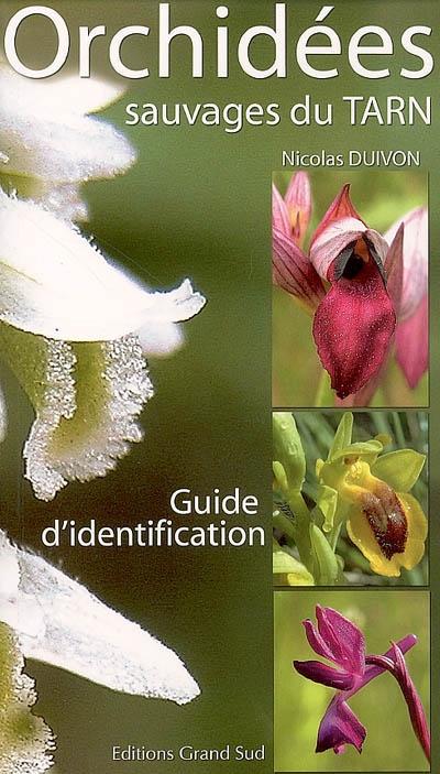 Les orchidées sauvages du Tarn, le livre