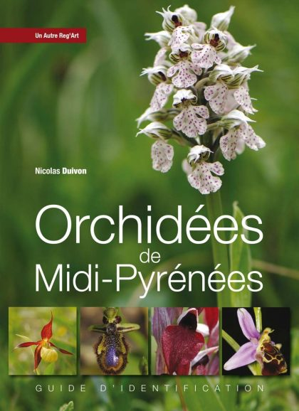 Orchidées de Midi Pyrénées