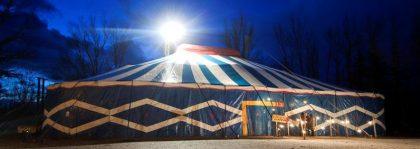 Chapiteau du Cirque des Cirques