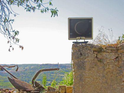 Eclipse annulaire du 1er septembre 2016 vue en direct depuis Cordes sur Ciel 05