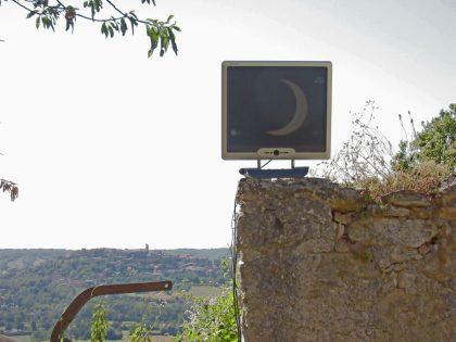 Eclipse annulaire du 1er septembre 2016 vue en direct depuis Cordes sur Ciel 09