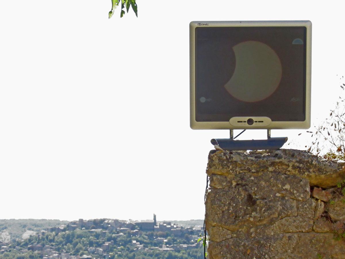 Eclipse annulaire du 1er septembre 2016 vue en direct depuis Cordes sur Ciel 11