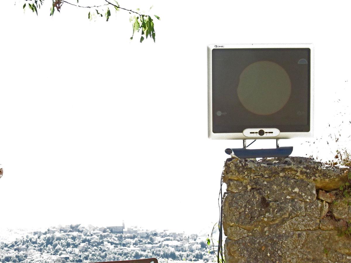 Eclipse annulaire du 1er septembre 2016 vue en direct depuis Cordes sur Ciel 13