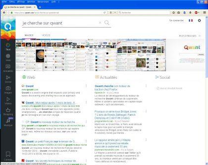 Qwant, le moteur de recherche indépendant français