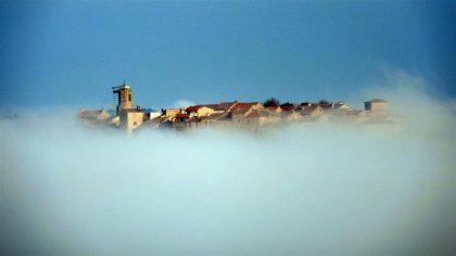 Les toits de Cordes sur Ciel
