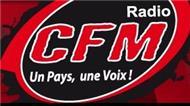 Logo mini CFM radio