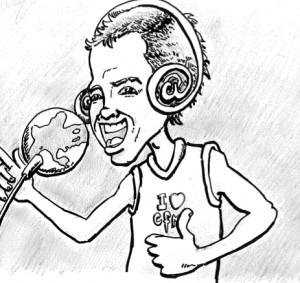 Logo Web Bagou de CFM radio