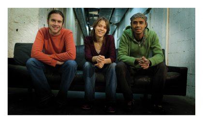 Céline Bonacina Trio