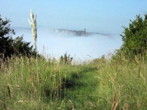 Le Labyrinthe de La Couronne - Cordes et la brume