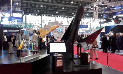 IAC 2018 Bremen - Stands expo - Avions et fusees