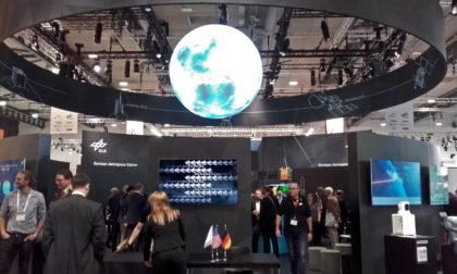 IAC 2018 Bremen - Stands expo (DLR)