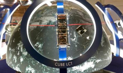 IAC 2018 Bremen - Stands expo - Cubesat 1
