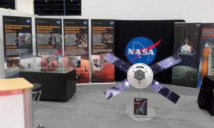IAC 2018 Bremen - Stands expo - NASA