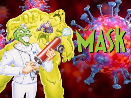 The Mask vs Coronavirus