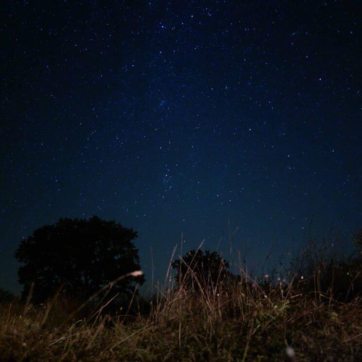 Ciel de Cordes étoilé - Photo Arthur Nay